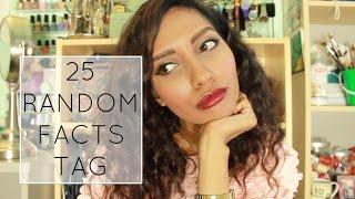 Z's 25 Random Facts Tag Thumbnail