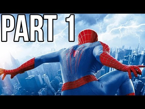 The Amazing Spider-Man 2 (PS4) Gameplay Walkthrough Part 1 - Uncle Ben's Killer
