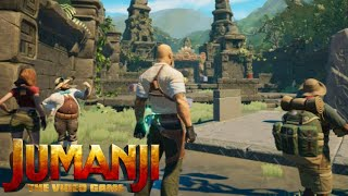 JUMANJI The Video Game - Everything We Know So Far!