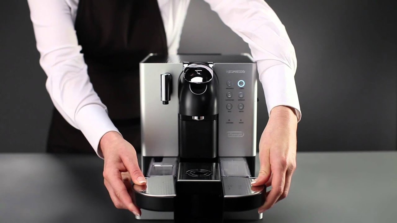 Gut bekannt Machine Assistance - Nespresso HG02