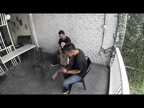 Reza - berharap tak berpisah cover kiwakthree (flamenco version)