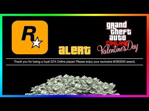 GTA 5 Online Valentine's Day 2020 DLC Update - EVERYTHING WE KNOW! FREE Cars, Bonus Money & MORE!