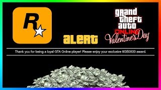 GTA 5 Online Valentine's Day 2020 DLC Update - EVERYTHING WE KNOW! FREE Cars, Bonus Money & MORE!