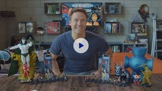 DC Comics HeroClix Rebirth Unboxing Part 4