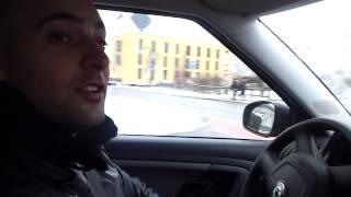 На прокатной авто по Германии