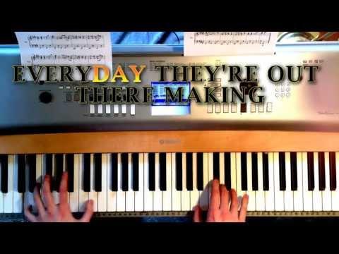 DuckTales - Theme (w/ Sheet Music)