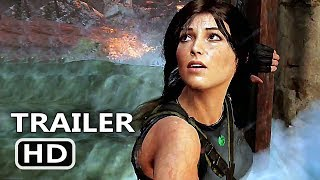 PS4 - Shadow Of The Tomb Raider E3 2018 Trailer