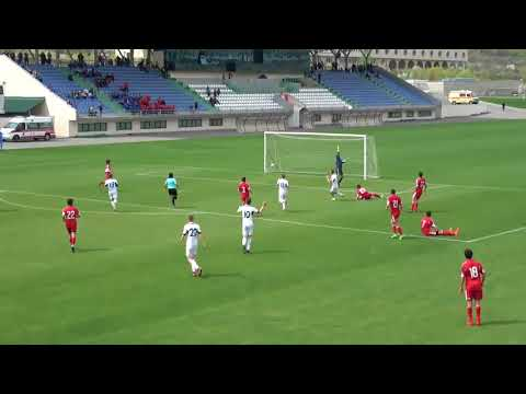 Армения 2003 - Академия футбола Минск 2003. 1:0 обзор