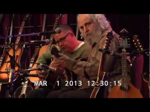Dave Grisman & Kenny Smith-Tone Poems Live-Wintergrass 2013