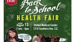 United Medical Center Health Fair