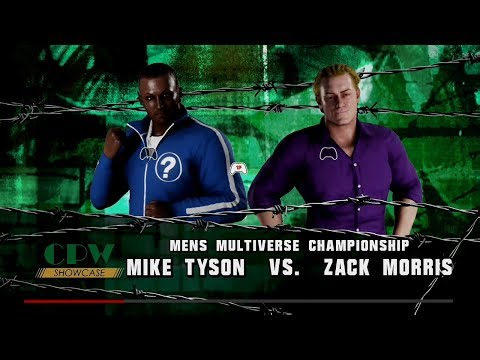 [Couch Potato Wrestling] Showcase 1: Mike Tyson vs. Zack Morris