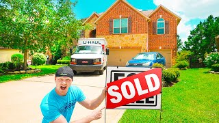 I SOLD MY HOUSE!