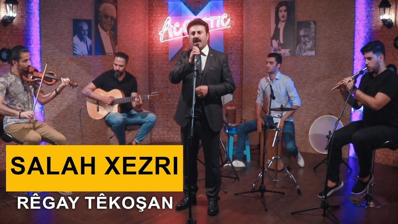 Salah Xezri - Rêgay Têkoşan (Kurdmax Acoustic)