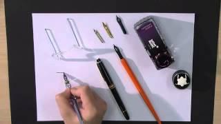 硬筆書法02﹣硬筆書法工具 (高小 - 中文)