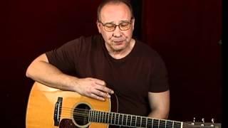 Mother Nature's Son Guitar Lesson Part 1