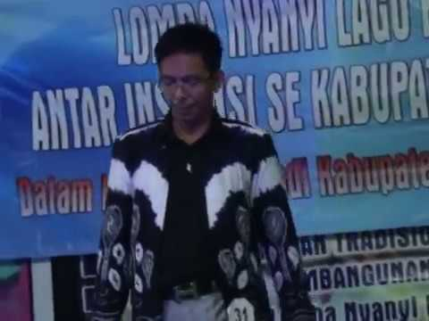 Juara 1 Putra Lomba Nyayi Lagu Banjar Se Kab Tabalong