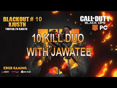 Double Digit Kills With Jawatee