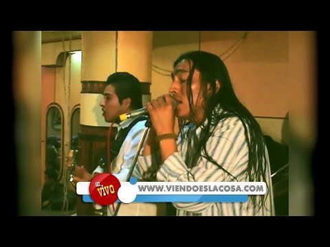 VIDEO: TENDRIA QUE LLORAR POR TI (en VIVO)