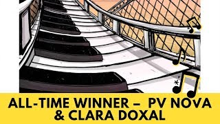 All-time Winner – Drum Cover - PV Nova & Clara Doxal (casting internet orchestra)