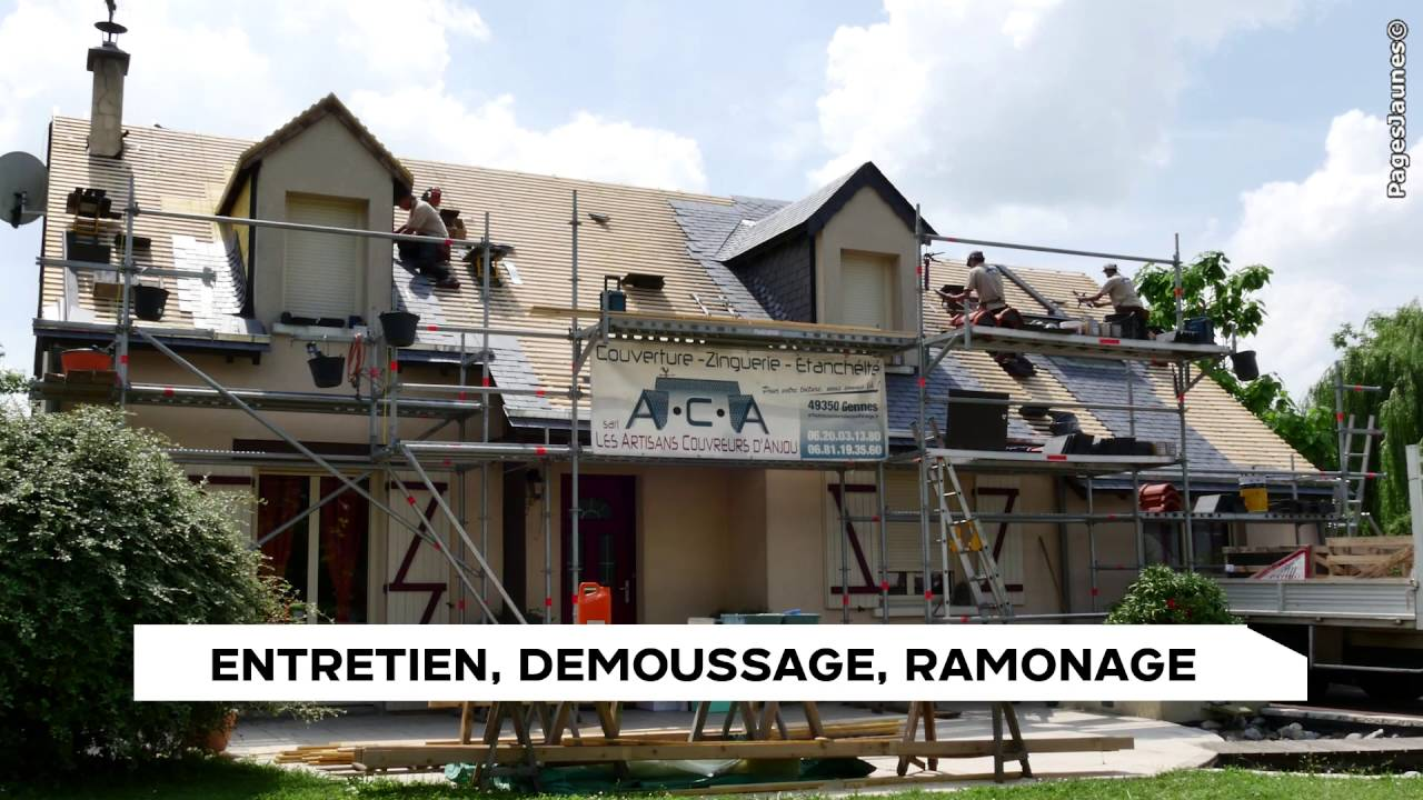 Entreprises de couverture - Rénovation et pose d'isolation - Étanchéité des toitures 49