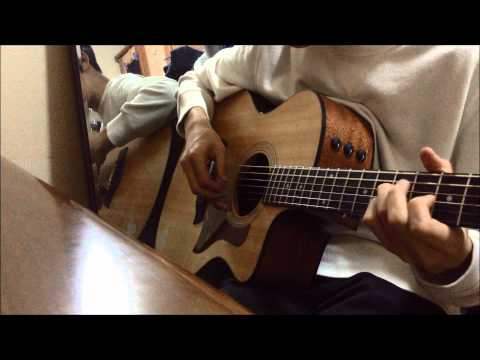Michael Hedges - Layover(Andy Mckee) Yojung Cover