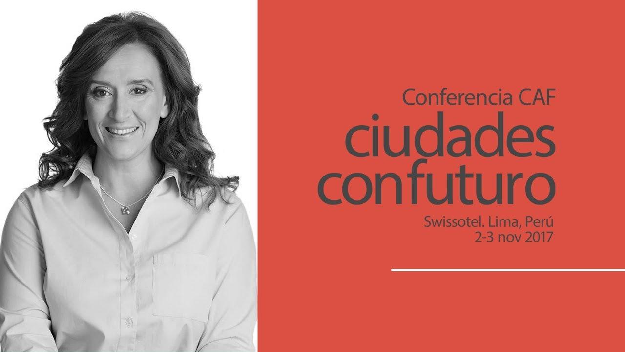 Conferencia CAF: Ciudades con Futuro | CAF