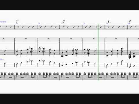 C Jam Blues - Play Along (Bb, Eb & C)