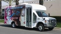 SALON BUS Limousine Limo by Quality Coachworks
