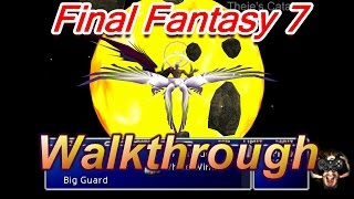 Final Fantasy 7 FAST Walkthrough (in 50 minutes)