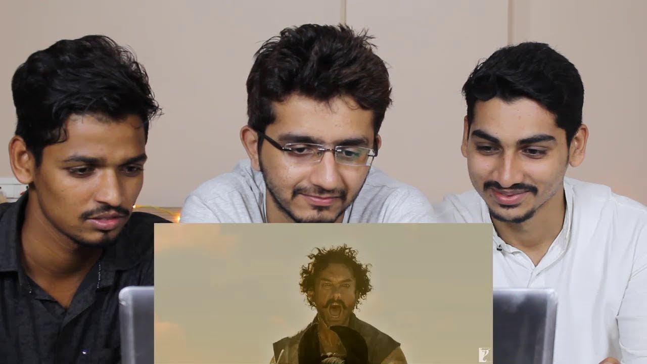 Download Thugs Of Hindostan - Official Trailer - Trailer Reaction | Amitabh Bachchan | Aamir Khan | QTR