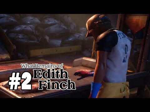WHAT? I WAS RIGHT?! - Let's Play: What Remains of Edith Finch Part 2 PS4 Gameplay