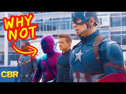 Thumbnail: 10 Superheroes That Marvel CAN'T Bring To The MCU