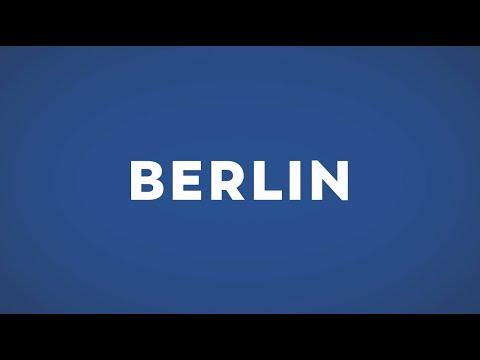 Votre prochaine destination... Berlin !