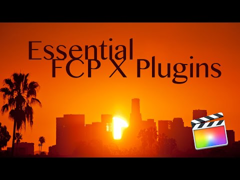 Top 10 Final Cut Pro X Plugins - LACPUG Presentation