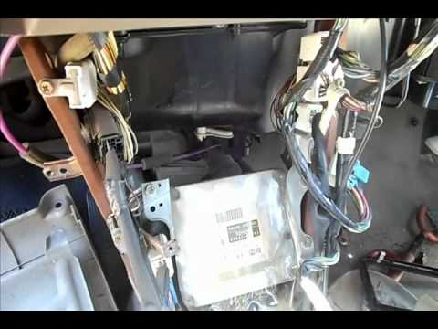 98 Jetta Fuse Diagram Where Is The Pcm Ecu For Chevy Prizm 2001 Youtube