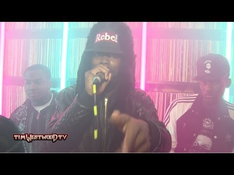 Ghetts freestyle - Westwood Crib Session