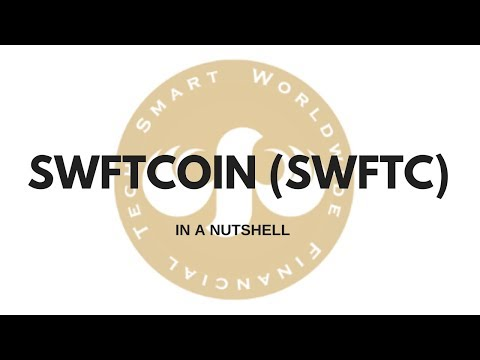 SWFTC SwftCoin coin