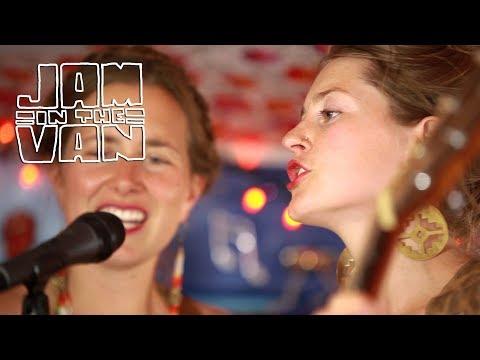 """T SISTERS - """"Woo Woo"""" (Live at High Sierra Music Festival 2014) #JAMINTHEVAN"""