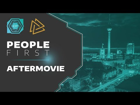 AFTERMOVIE - People First Conference Berlin | Internet of People
