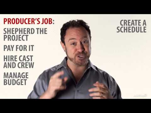 Film Craft 101: The Producer - 01. Introduction