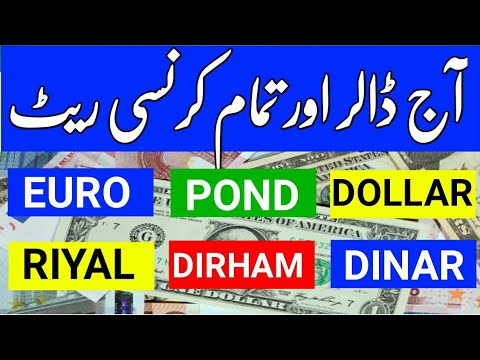 Dollar New Latest Price In Pakistan | 18 SEP 2019 | Currency Exchange Rates Today