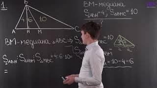 Геометрия, 8 класс | Площадь. Часть 1