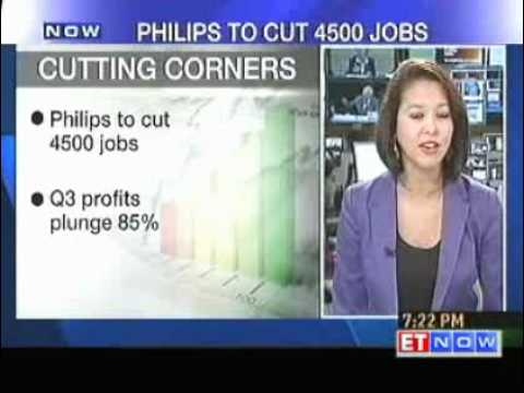 Philips to cut 4500 jobs as losses surge