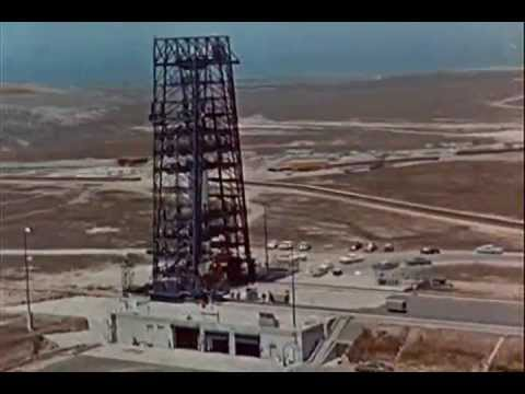 Vandenberg Aerospace Air Force Base (1959)