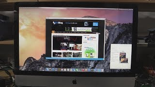 How to Bypass/Recover an Apple iMac password