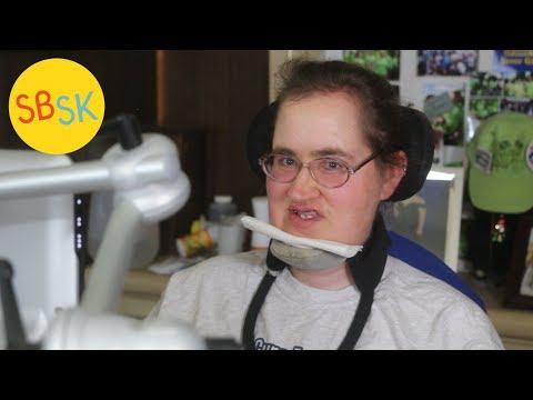 A Mom With ALS (Lou Gehrig's Disease)