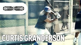 Player Style Files: Curtis Granderson