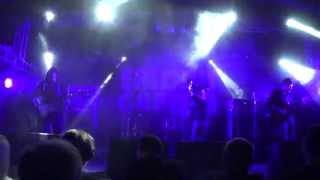 City of the Lost - Passing Through the Darkest Mist (live 20.04.14 Volta club)