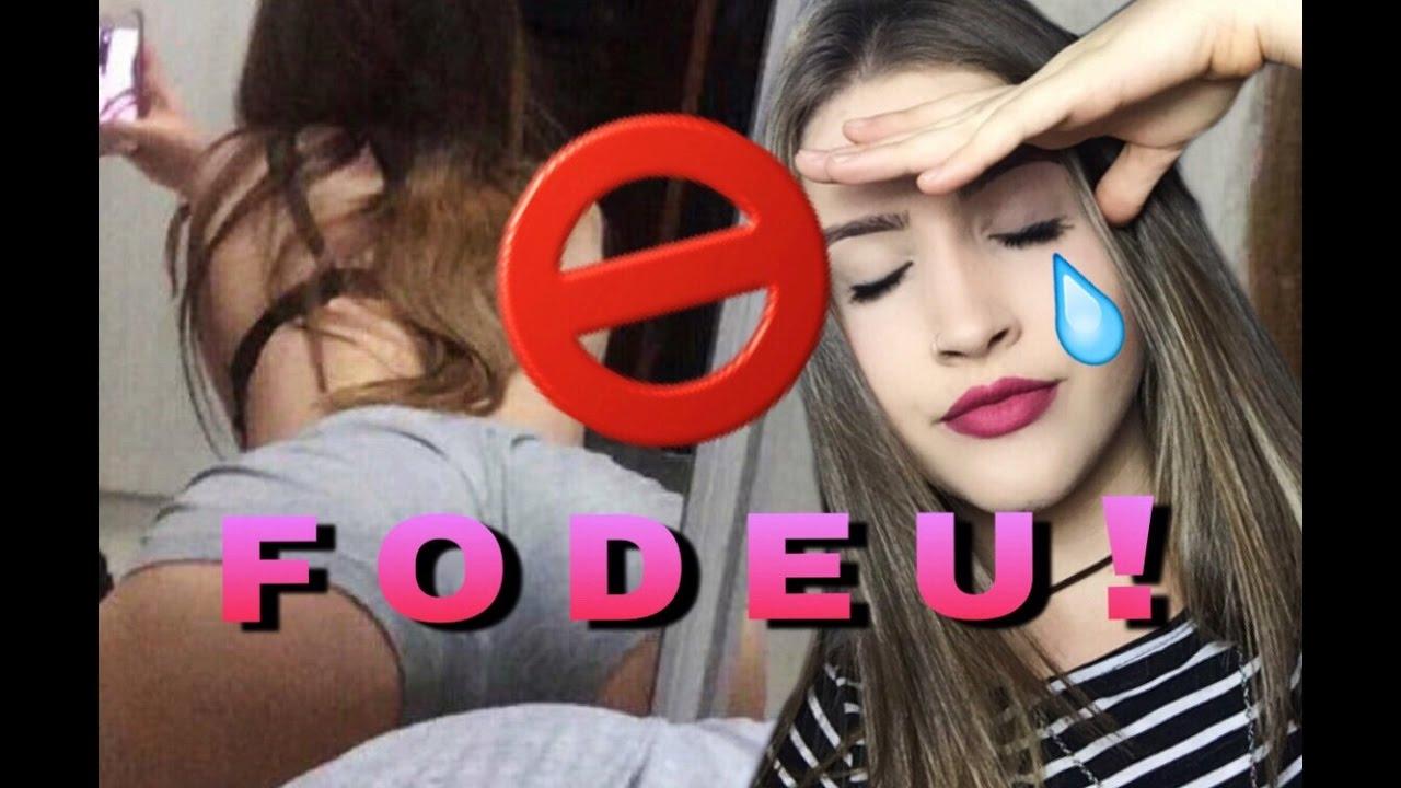 VAZARAM UM NUDE MEU - YouTube
