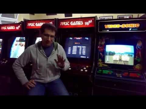¿Tienes cinco duros? documental arcade vintage